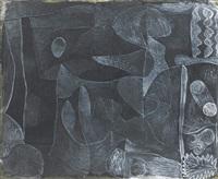 morgen grau [morning grey] by paul klee